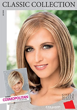 Classic Collection - Gisela Mayer European GM Classic Wigs Collection