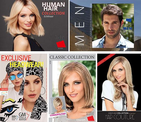 Gisela Mayer European Wigs Hairpieces Dealer USA