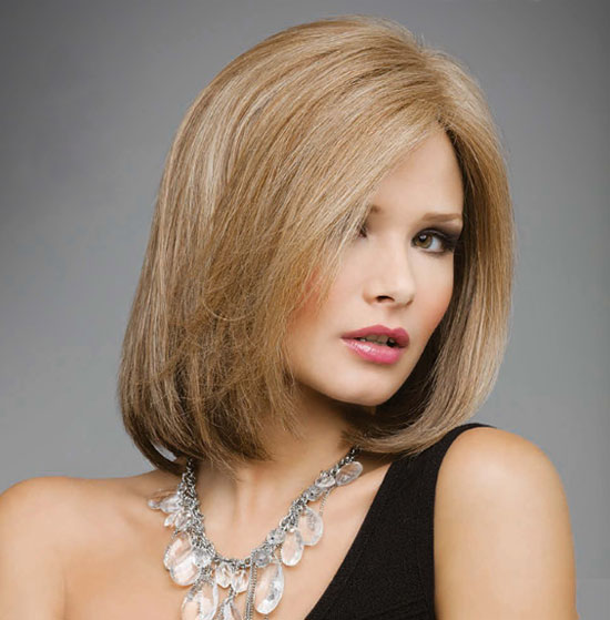 Gisela Mayer Womens European hair wigs
