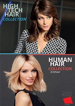 Hi Tech / Human Hair Collection - Gisela Mayer European GM High Tech Human Hair Collection